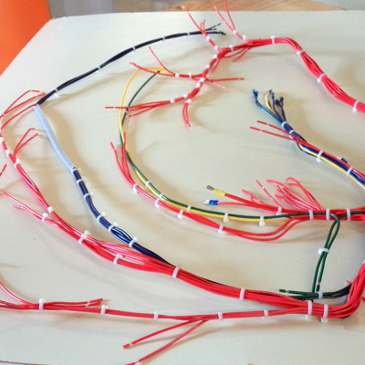 tyco connectors pickering wire harnesses enclosure integration Cable Harness Cable Harness #78 cable harness